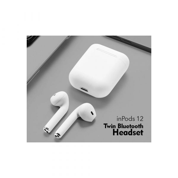 Auriculares - InPods 12 simple